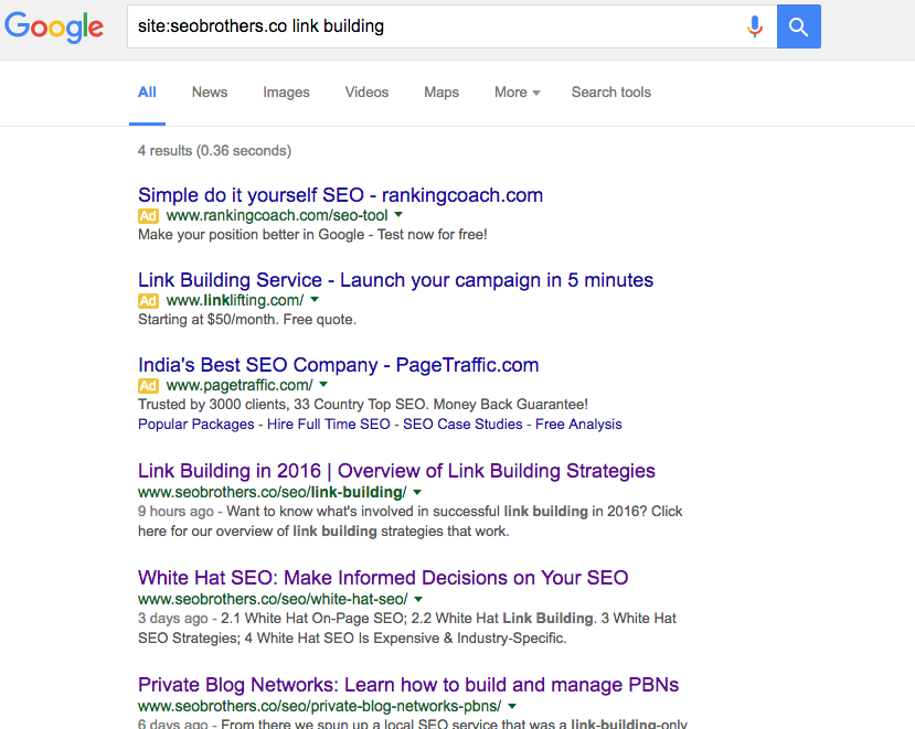Keyword Mapping: On-page SEO Planning & Implementation